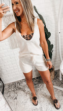 Load image into Gallery viewer, Anita Beige Tank Cover Up Set  Swim Cover-Up Set, Free Shipping!
