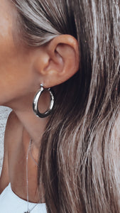 Get Down Tonight Gold or Silver Hoop Earrings, Free Shipping!