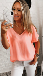 Steal Deal! Elisa Cuffed Tunic Top, Free Shipping!