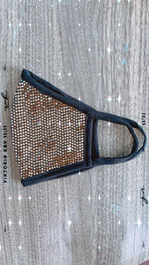 Sequin Face Mask, Free Shipping!