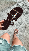Load image into Gallery viewer, Re-Stock Alert on our Best Seller Malania Jelly Studded Slide Sandals, Free Shipping!