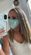 Load image into Gallery viewer, Sequin Face Mask, Free Shipping!