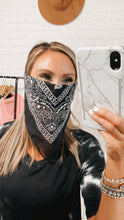 Load image into Gallery viewer, Facemask, Scarf, Headband and Bandana, Free Shipping!