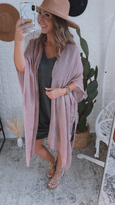 Adrianne Sun Daze Sequin Cover-Up Kimono, Free Shipping!