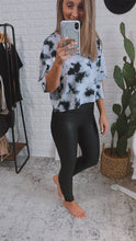 Load image into Gallery viewer, Natalia Highwaist Foil Scale Print Full Leggings, Free Shipping!
