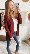 Load image into Gallery viewer, Classic Essential Cardigan - 4 Colors! Free Shipping!
