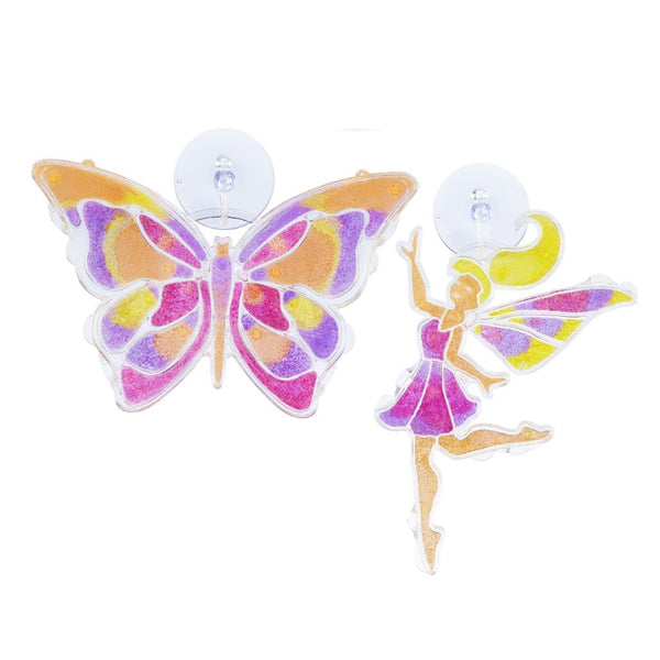 Crush 'N Design Butterfly & Fairy