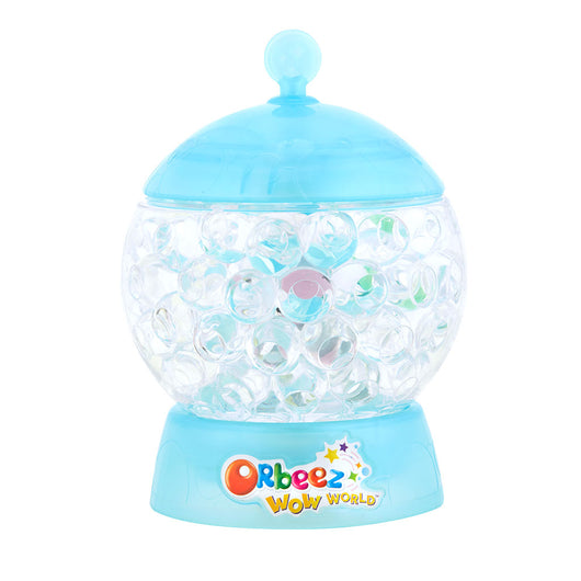 Travel to the land of Polar Magic with Series 3 of Orbeez Wow World Wowzer Surprise! These adorable Wowzers come hidden inside an icy blue globe filled with clear Orbeez. Reveal your Polar Magic Wowzer by simply adding water. Watch as your Wowzer magically changes color with cold water. They're so cute, you'll want to collect all 20! MSRP: $5.99 Suggested Age: 6+ Availability: August 2019 at Target, Walmart, Claire's, Justice, Kmart, Walgreens