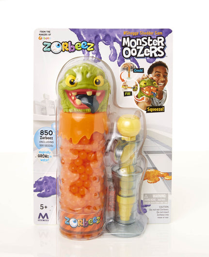 Monster Oozers - Shaggy Shedder Sam