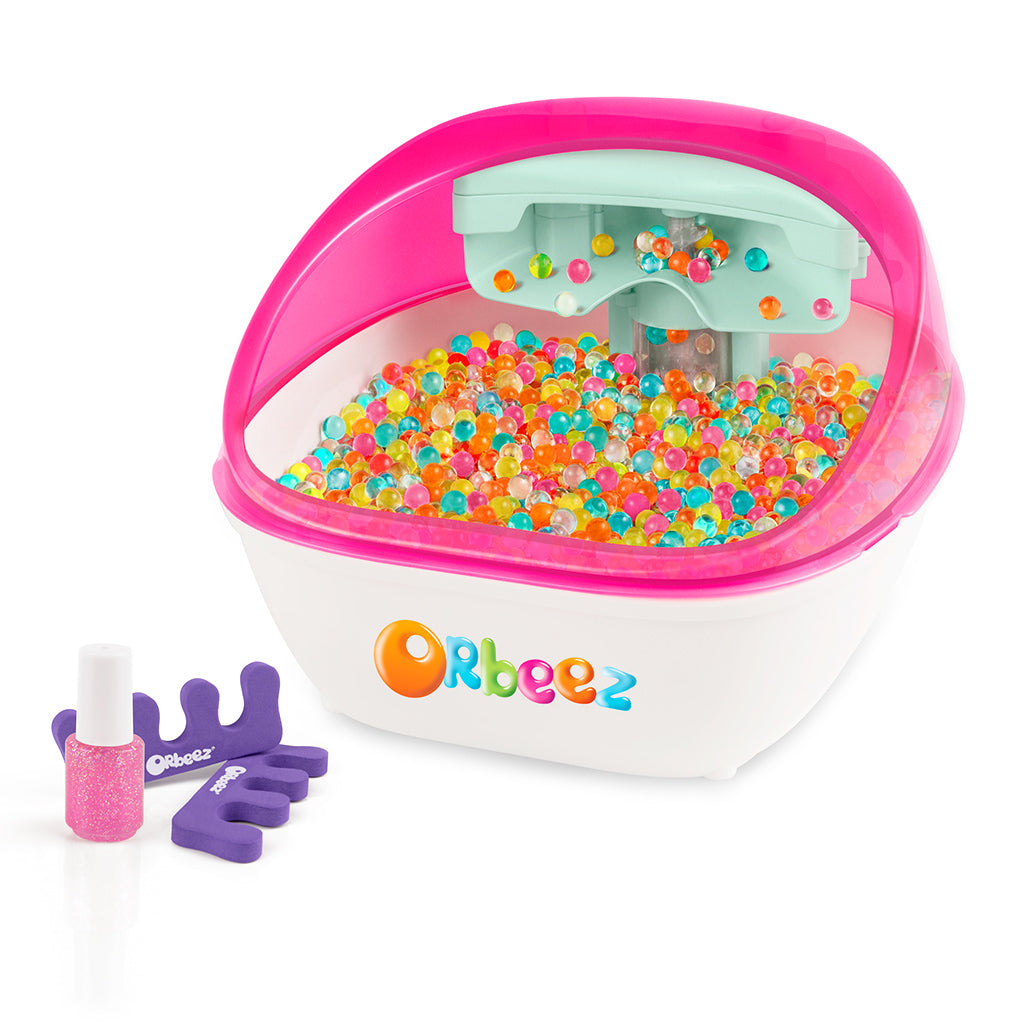 Orbeez Ultimate Soothing Foot Spa For Children Maya Toys