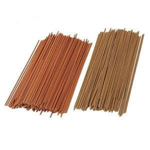 Natural Aroma Incense -  Sleep Aid Sandalwood, Wormwood Scent, Stand Sticks Incense Home Office Meditation