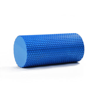 Yoga Foam Roller - Floating Point, Yoga, Pilates, Fitness and Massage Block