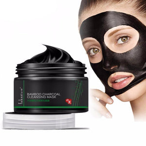 Black Mud Face Mask - Purifying Peel Face Mask with Deep Cleaning Blackhead Remover