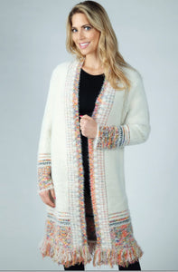 Jaime Cardigan - Crazy Peacock Boutique