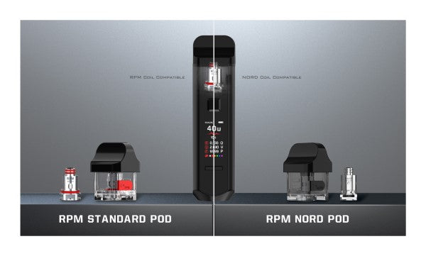Smok RPM Standard pod 3 Pack (Different variants) (4360040546398)