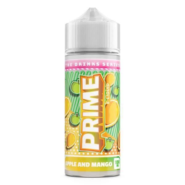 Apple & Mango by Prime E-Liquids