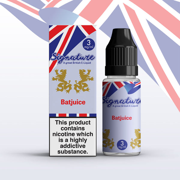 Batjuice by Signature Box of 10-ManchesterVapeMan
