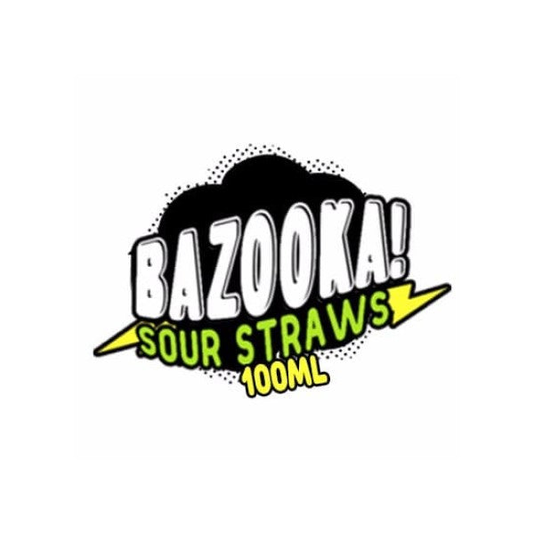 Green Sour Apple by Bazooka