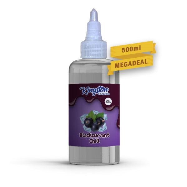 Blackcurrant Chill By Kingston E-Liquids
