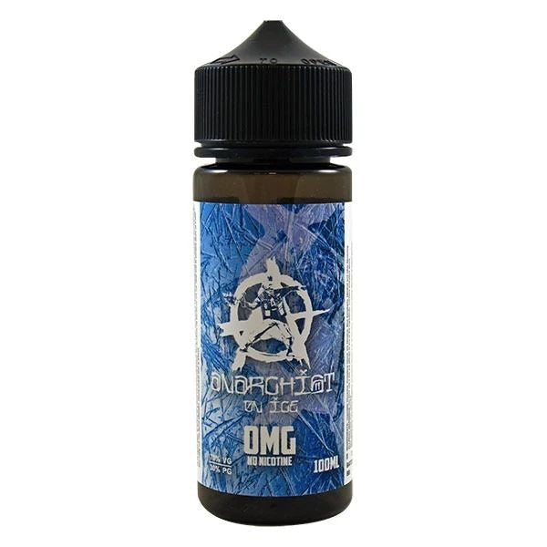 Blue Ice by Anarchist-ManchesterVapeMan