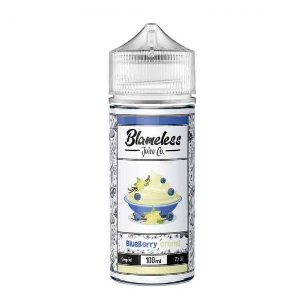 Blueberry Creme by Blameless Juice Co.