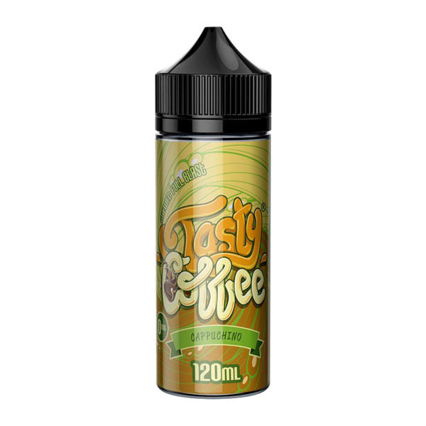 Cappuchino by Tasty E-Liquids