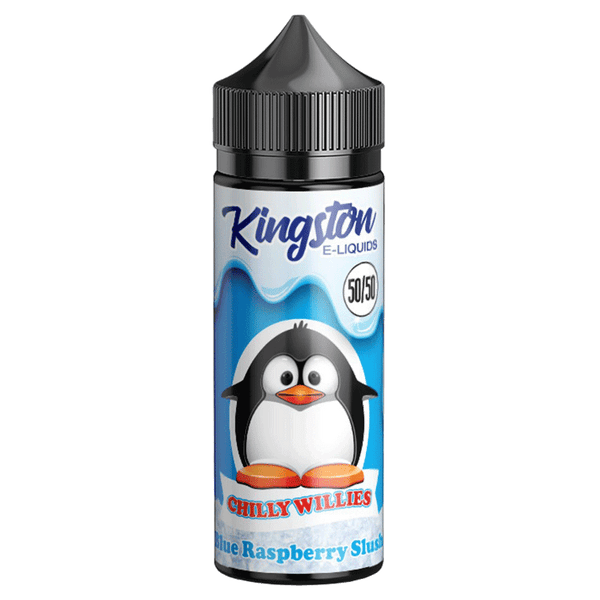 CW Blue Raspberry Slush 50/50 by Kingston E-Liquid
