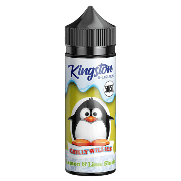 CW Lemon & Lime Slush 50/50 by Kingston E-Liquid