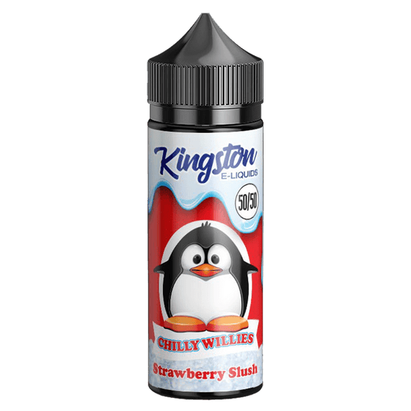 CW Strawberry Slush 50/50 by Kingston E-Liquid