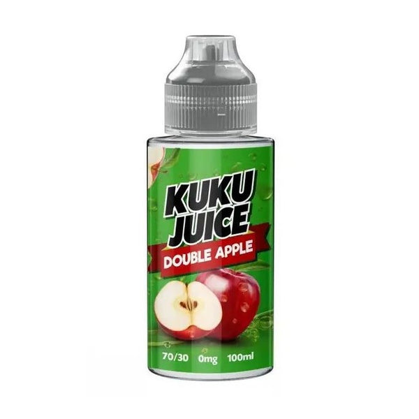 Double Apple by Kuku Juice