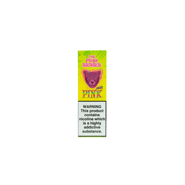 Pink Panther Pink Sour Nic Salt by Dr Vapes 10ml (4338713428062)
