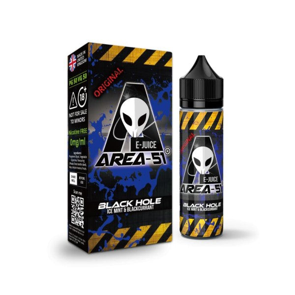 Black Hole by Area 51-ManchesterVapeMan