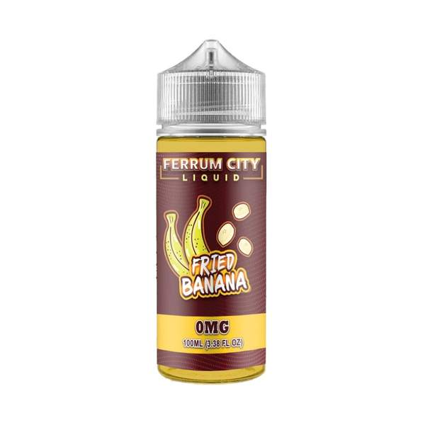 Fried Banana by Ferrum City - ManchesterVapeMan