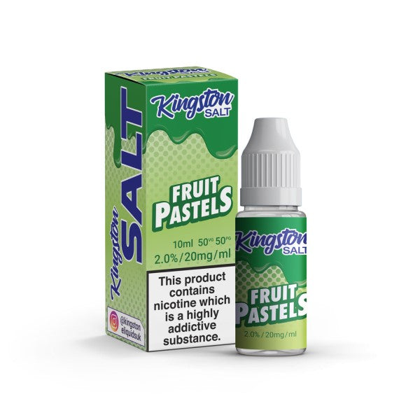 Fruit Pastels by Kingston Salts-ManchesterVapeMan