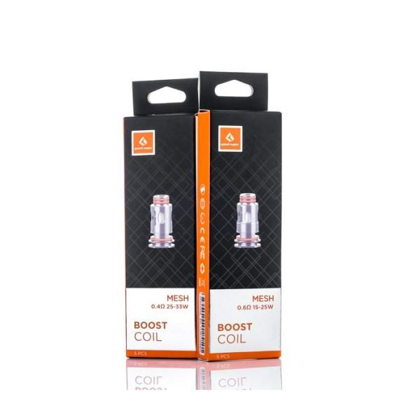 Aegis Boost Replacement Coils by GeekVape-ManchesterVapeMan