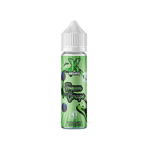 Frozen Grape by X-Series E-Liquid 50ml (3928811438174)
