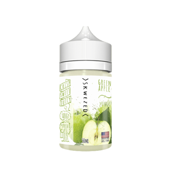 Green Apple by Skwezed E-Liquid