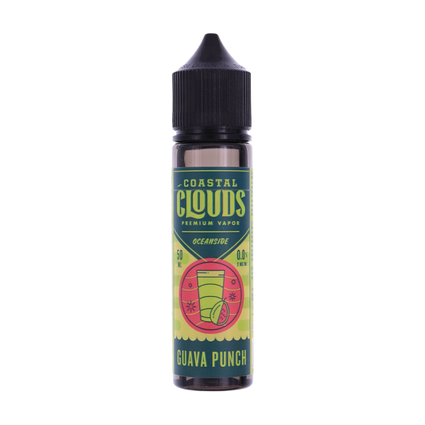 Guava Punch by Coastal Clouds-ManchesterVapeMan