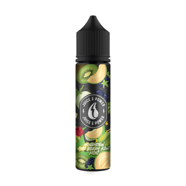 Honeydew And Berry Kiwi Mint by Juice N Power-ManchesterVapeMan