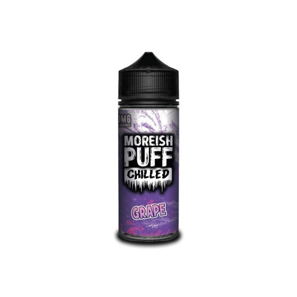 Chilled Grape by Moreish Puff-ManchesterVapeMan
