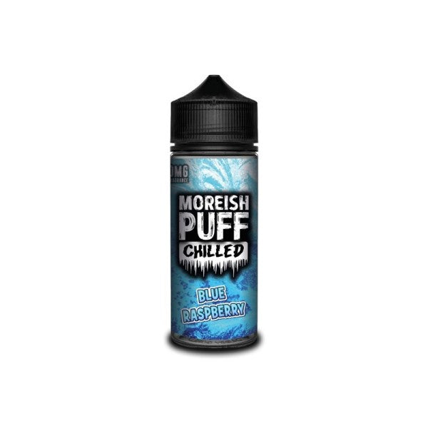 Chilled Blue Raspberry by Moreish Puff-ManchesterVapeMan