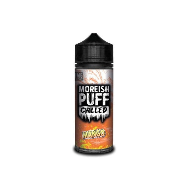 Chilled Mango by Moreish Puff-ManchesterVapeMan