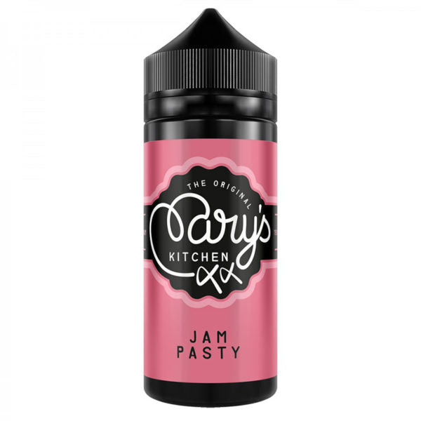 Jam Pasty by Mary's Kitchen-ManchesterVapeMan