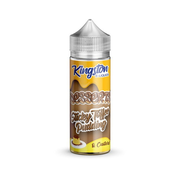 Sticky Toffee Pudding by Kingston E-Liquids-ManchesterVapeMan