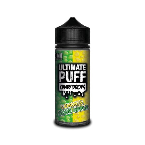 Candy Drops Lemon & Sour Apple by Ultimate Puff