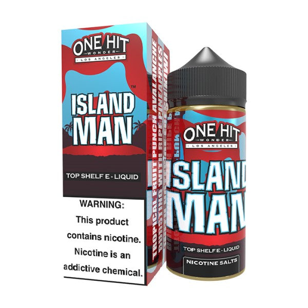 Island Man by One Hit Wonder-ManchesterVapeMan