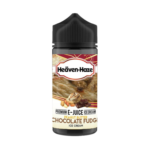 Peanut Butter Choc Fudge by Heaven Haze-ManchesterVapeMan