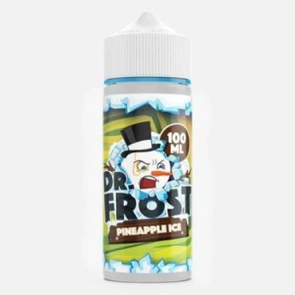 Pineapple Ice by Dr Frost-ManchesterVapeMan