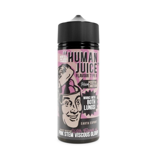 Human Juice –Pink Stem Viscous Gloop