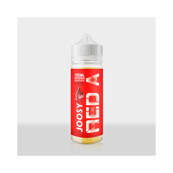 Red A by Joosy E-Liquid-ManchesterVapeMan